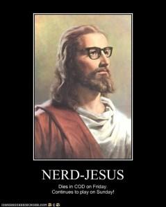 nerd-jesus